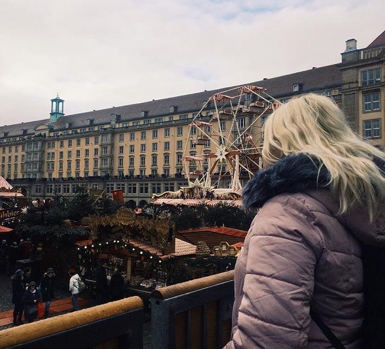 Christmas Dresden is like a fairytale