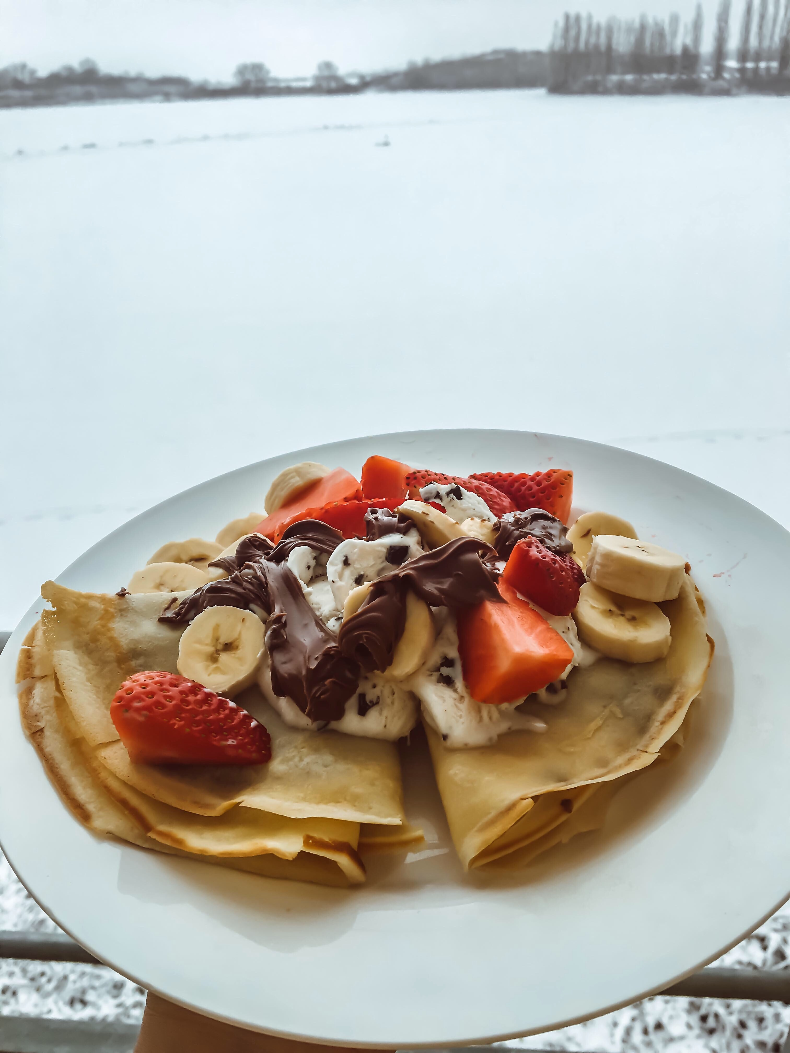 Morning pancakes beauty – Super easy recipe